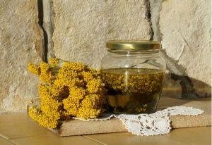 huile d'hélicryse