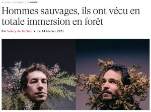 Article hommes sauvages