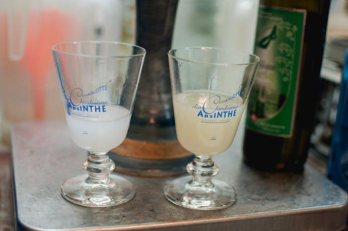 verre absinthe