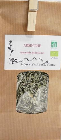 sachet absinthe
